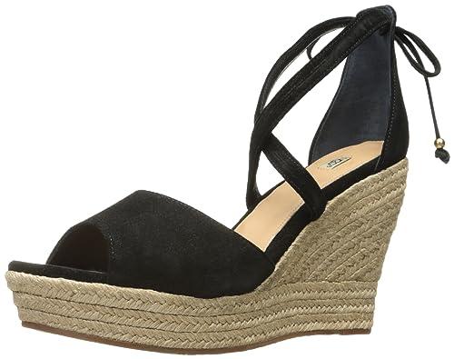 fa8ece50817 UGG Women's Reagan Wedge Sandal