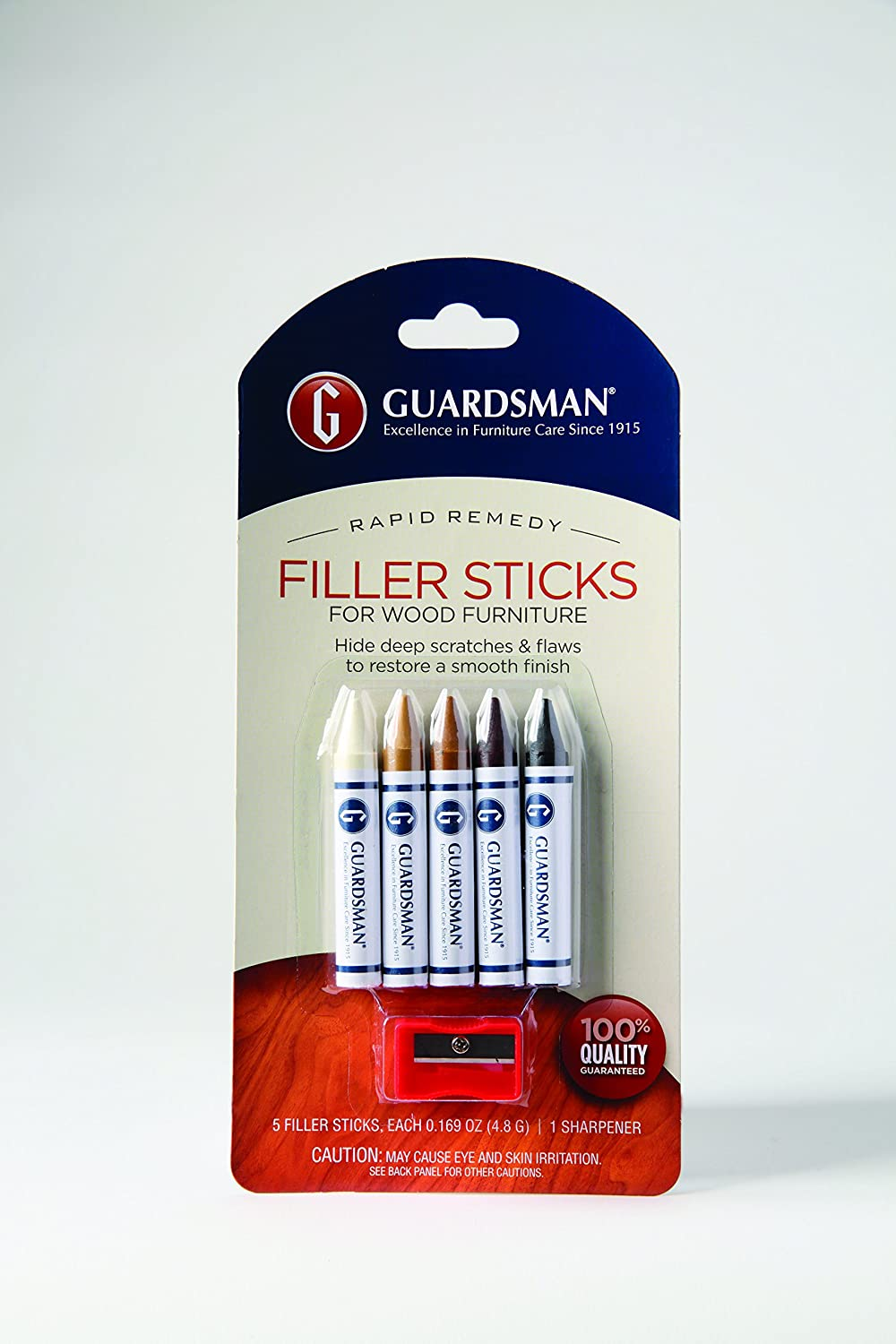 Guardsman Wood Touch Up Markers 3 Colors And Repair Beauty Barn Stick Series Package 5 Gr Scratches 465000