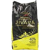 Valrhona Milk Chocolate Couverture Baking Discs 40% Jivara Lactee (6.6 pound)