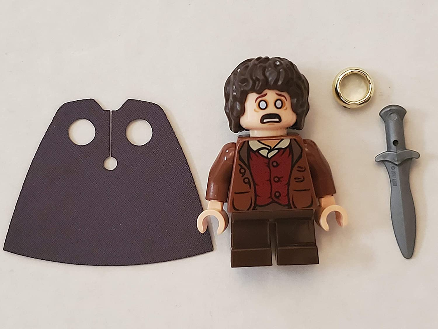 MOVIE GIFTS LORD OF THE RINGS MINI FIGURE,FITS LEGO TV