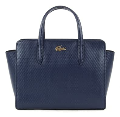 0235bc31bc Lacoste Chantaco XS Shopping Bag Peacoat: Amazon.fr: Chaussures et Sacs