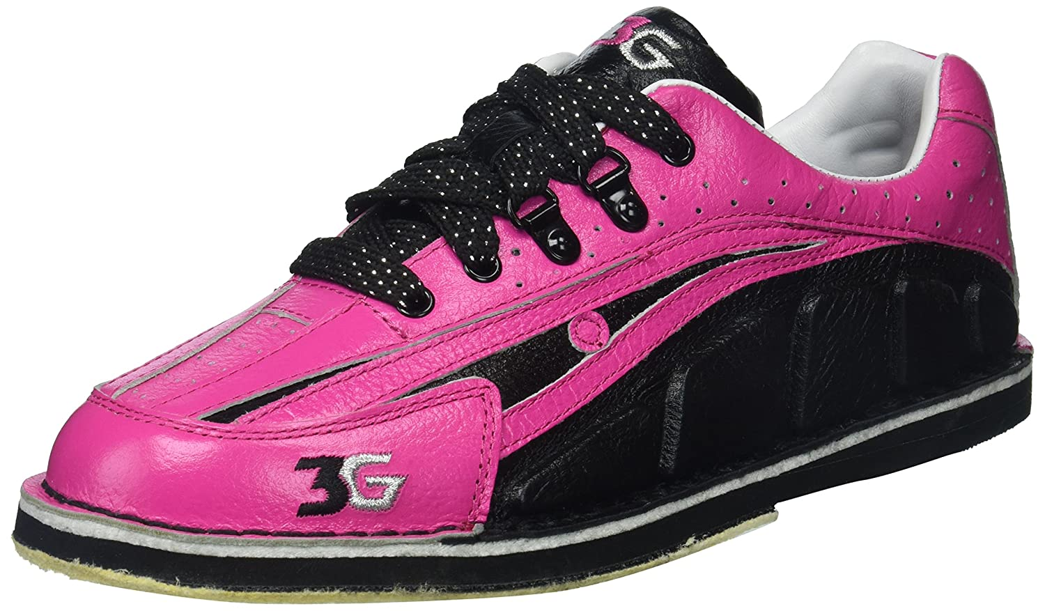 900 Global Tour Ultra Bowling Shoes B012A9OGSU Ladies 7.5|Pink/Black