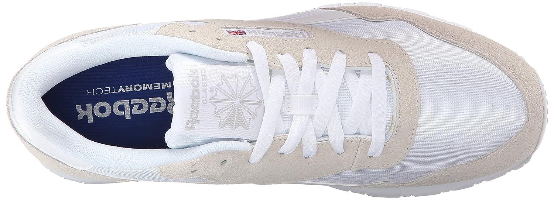 Reebok Menns Konge Nylon Klassisk Mote Sneaker qCIoBAp