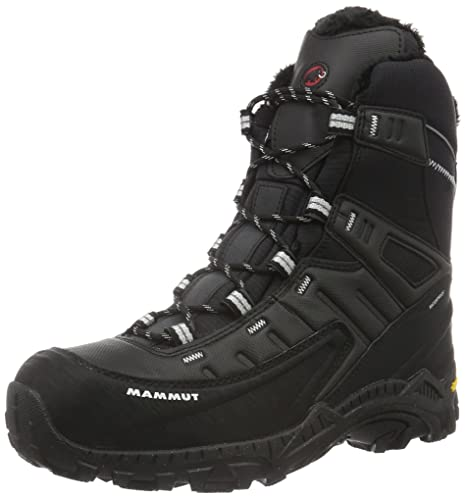 Raichle   Mammut Blackfin II High WP Men Black Silver EU 37 1 3 d31e59389fb
