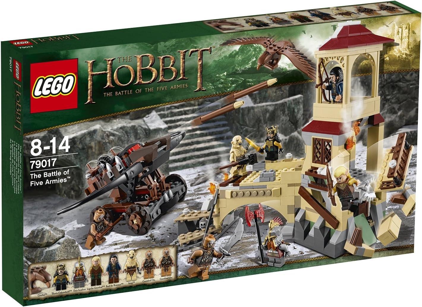 Lego hobbit game guide