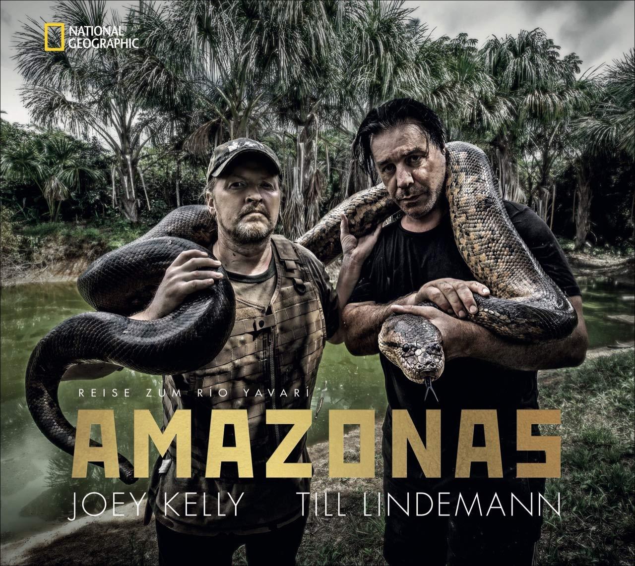 Amazonas: Reise zum Rio Javari | Amazon.com.br