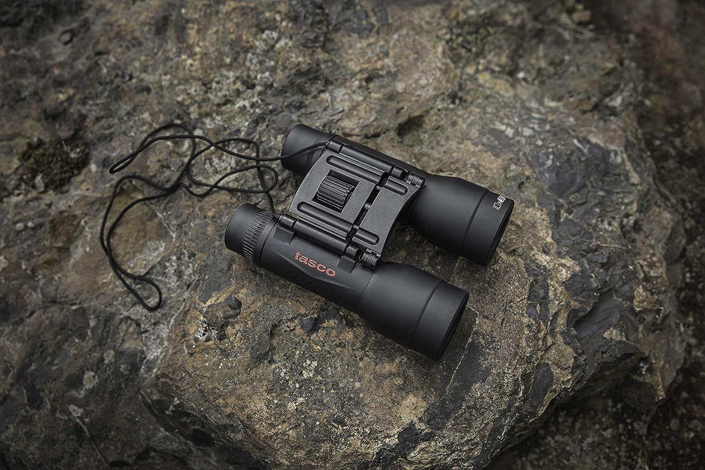 Tasco Essentials 2016 Fernglas Schwarz 10x32 Kamera