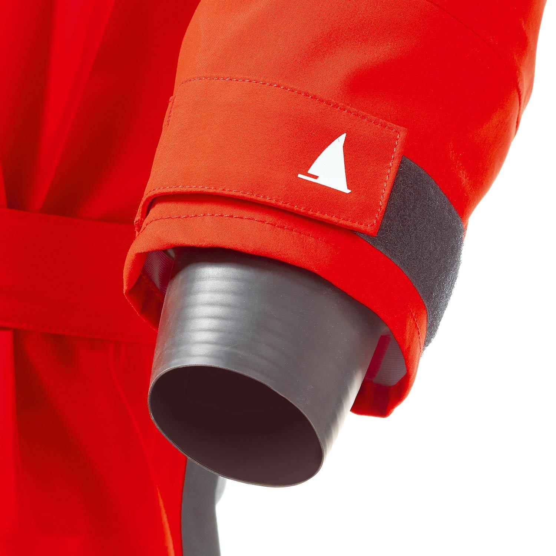 2016 Musto MPX Gore-Tex Drysuit Fire Orange SM1431 Size - - Small ...