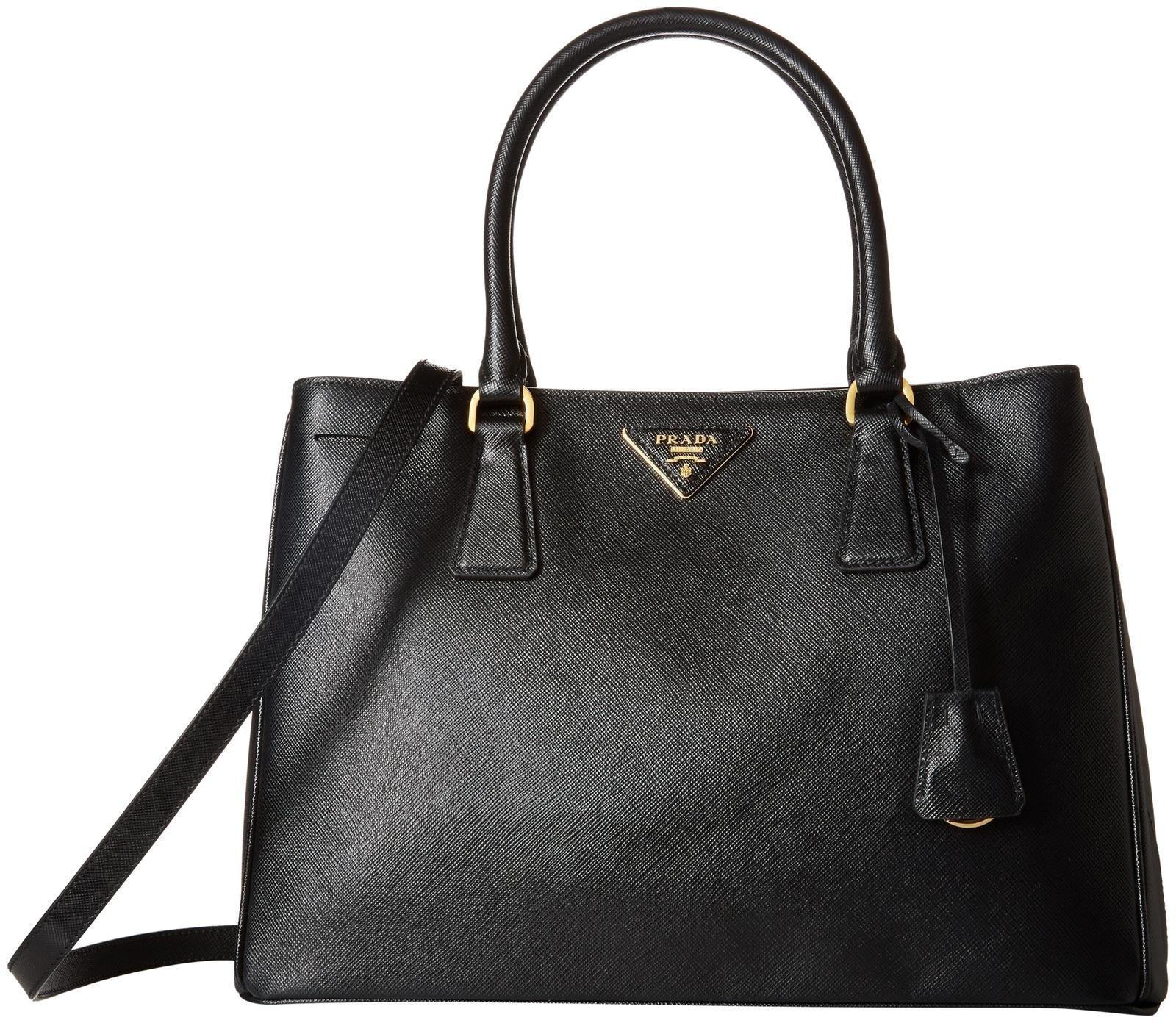 Prada Leather Wallet Bn1874nzvf0002, Black by Prada