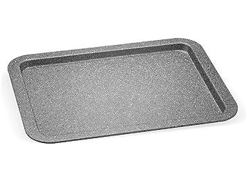 Aeternum Y0B9LS0380 Bandeja de Horno Rectangular Aluminio ...