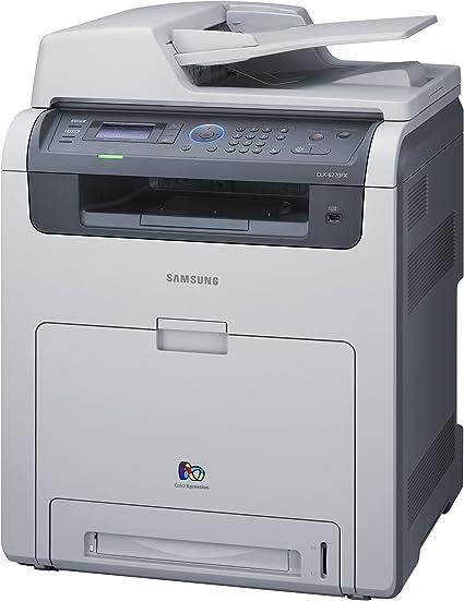 Samsung CLX-6220FX - Impresora multifunción láser Color (20 ppm, A4 (210 x 297 mm)): Amazon.es: Electrónica
