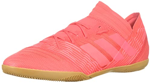 5bff15607 Adidas Men's Nemeziz Tango 17.3 in Soccer Shoe, red Zest/Real Coral, 9