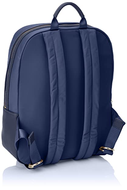 Tous 695810086, Bolso mochila para Mujer, Azul (Marino) 26x33x9.5 cm (W x H x L): Amazon.es: Zapatos y complementos