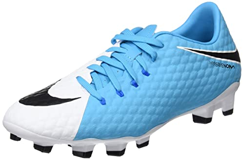 ad8f0d13cbd5b Image Unavailable. Image not available for. Color  Nike Men s Hypervenom  Phelon III FG Soccer Cleats ...