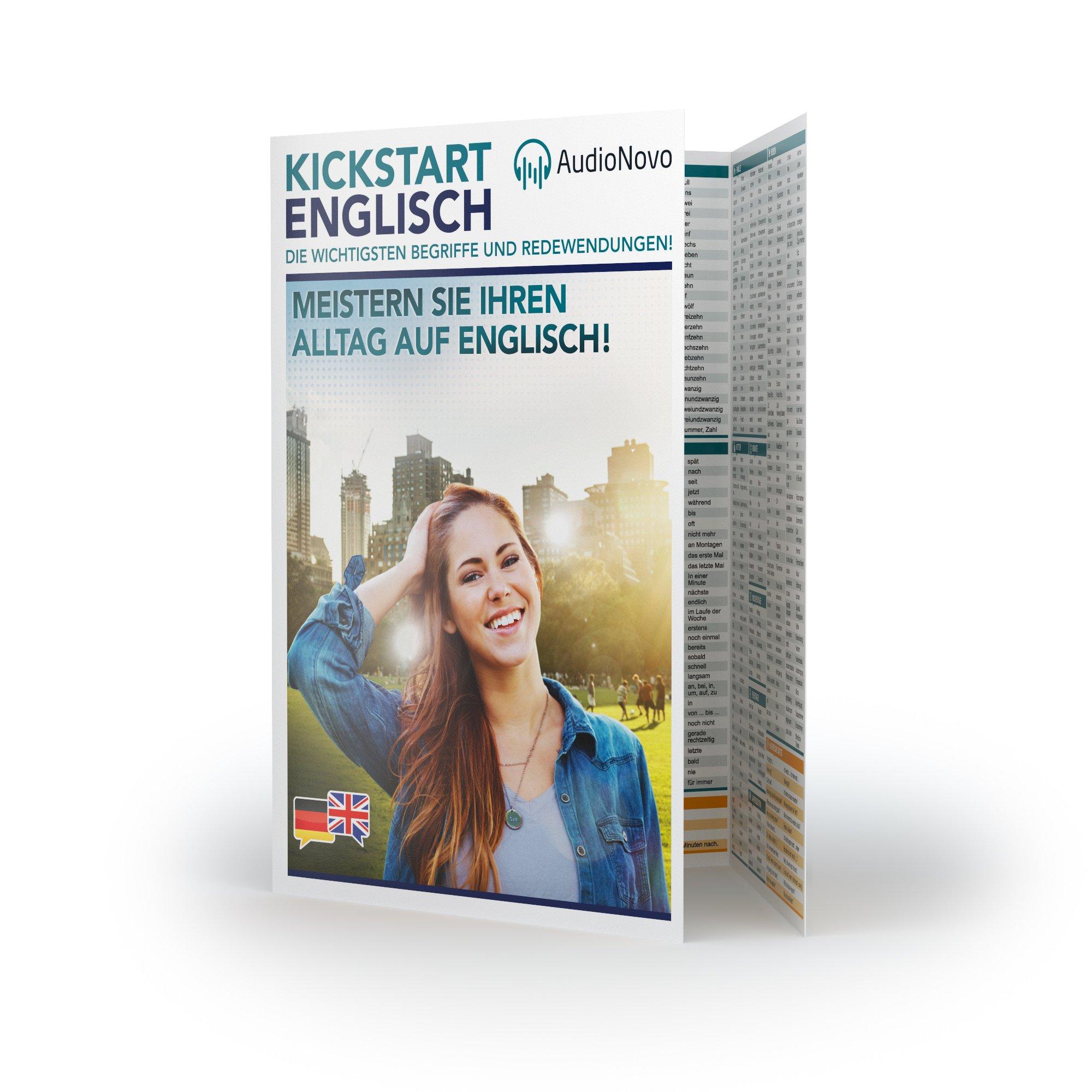 Kickstart Englisch Die Wichtigsten Vokabeln Auf Englisch