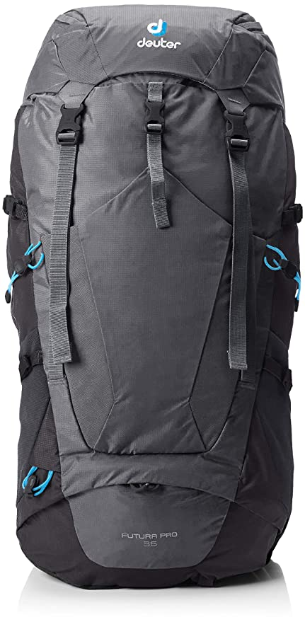 8791441fe1fcd9 Amazon.com  Deuter Futura PRO 44 EL