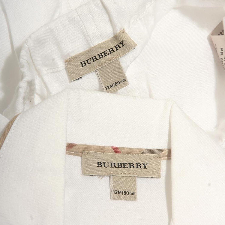 Burberry 89034 Pigiama Lungo Cotone pigiamino Camicia Pantalone Bimbo [12 Months]: Amazon.es: Ropa y accesorios
