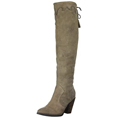 Report Women's Dilena Western Boot   Over-the-Knee