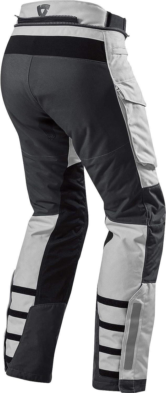 REVIT Ganzj/ährig Motorradhose Sand 3 Textilhose Silber//anthrazit S Herren Enduro//Reiseenduro