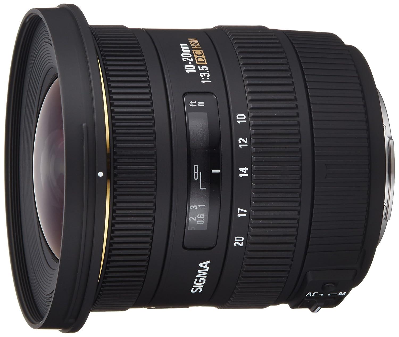 Sigma 10-20 mm F3,5 EX DC HSM-Objektiv: Amazon.de: Kamera