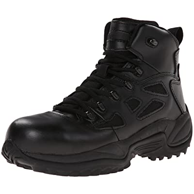 "Reebok Work Duty Men's Rapid Response RB RB8674 6"" Tactical Boot: Shoes"