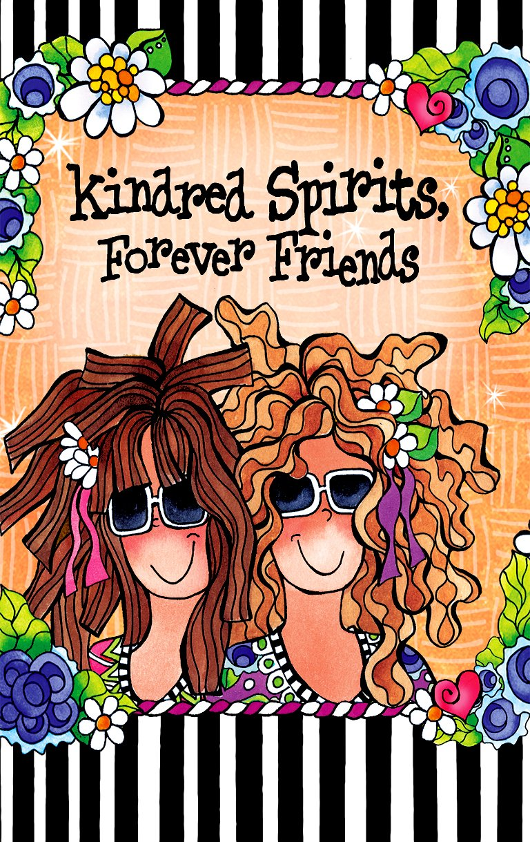 Little Keepsake Book: Forever Friends, 3' x 4'