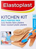 Elastoplast  - Multi-purpose Plasters - Kitchen Kit (40)