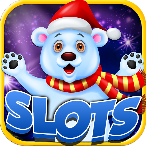 A Santa Paws Video Slots Polar Bear Machines - Vegas furry animals Online Mobile iceberg Bonuses Casino - Las Vegas Premium North