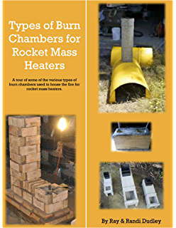 The rocket mass heater builders guide complete step by step burn chambers for rocket mass heaters a short introduction to 4 types of burns chambers fandeluxe Image collections