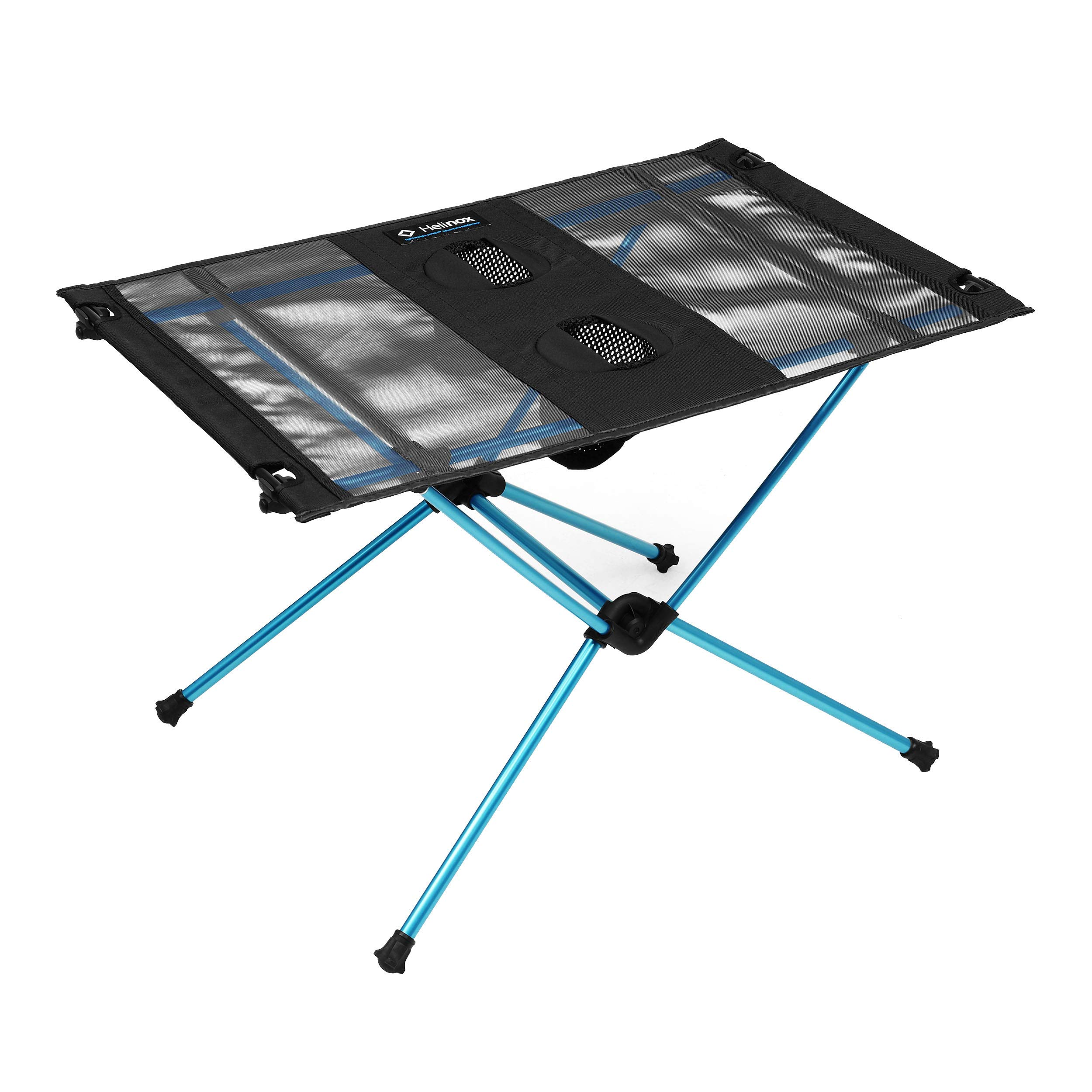 Helinox Table One Lightweight, Collapsible, Portable, Outdoor Camping Table, Black by Helinox