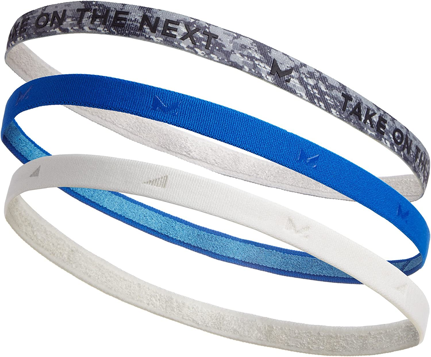 MISSION Unisex-Adult VaporActive Cooling Marathon Headband 3-Pack