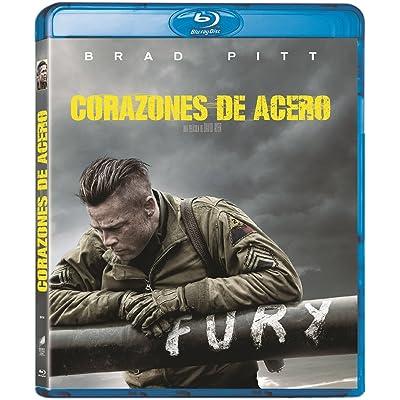 Corazones De Acero Blu Ray [Blu-ray]