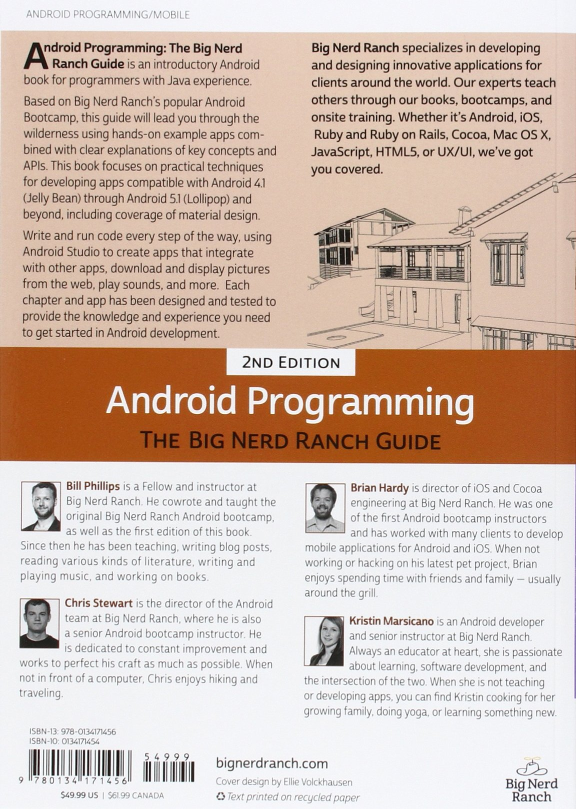 Big nerd ranch guide android.