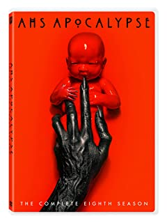 Book Cover: American Horror Story: Apocalypse
