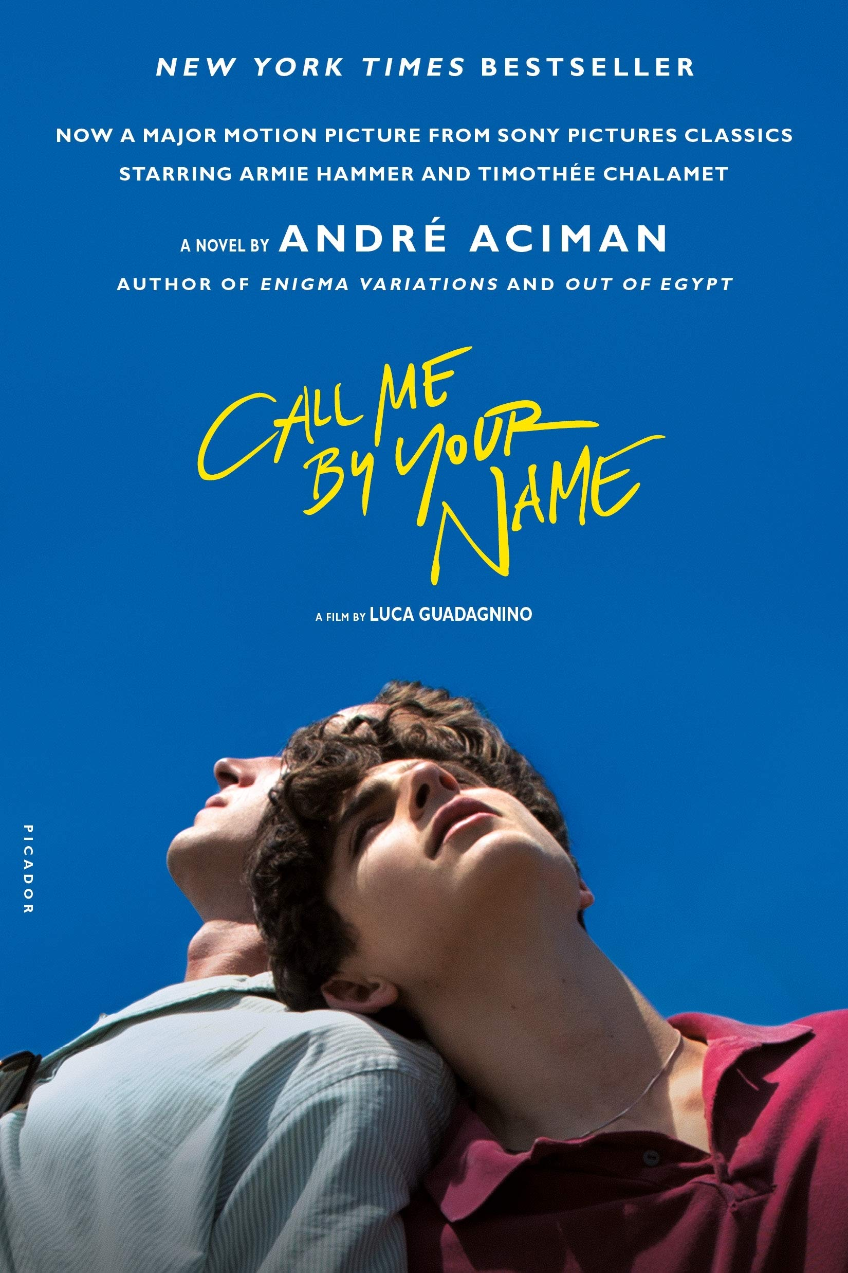 Call Me By Your Name Andre Aciman Amazoncommx Libros