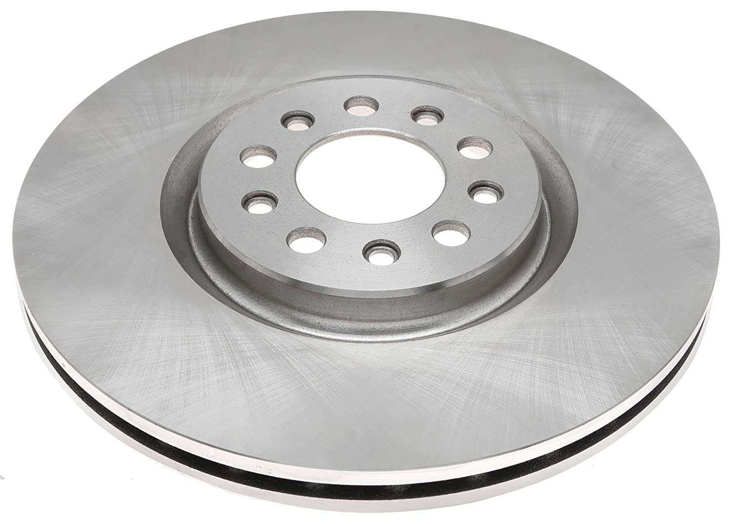 ACDelco 18A81768A Advantage Front Disc Brake Rotor Assembly