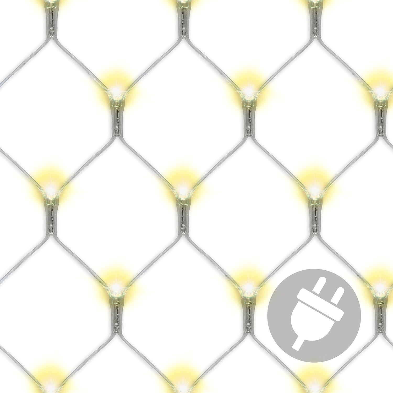 814emMXhFDL._SL1500_ Verwunderlich Led Eisregen Lichterkette Warmweiß Dekorationen