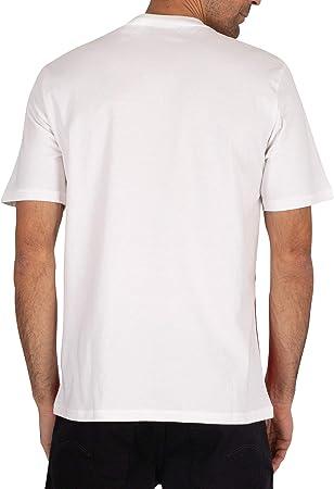 Fila de los Hombres Camiseta Hércules Cortar y Coser, Blanco