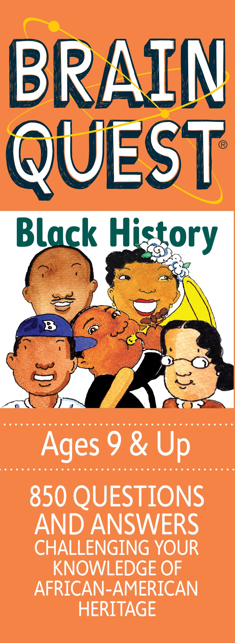 Brain Quest Black History by Brainquest (Image #1)