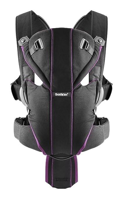 BABYBJORN carrito de bebé milagro multicolor Black/Purple ...