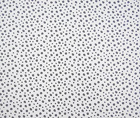 Knitwit Shirting Cotton Fabric 46 Inches Wide White Shirt Sewing ...