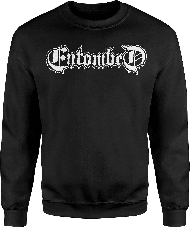 LaMAGLIERIA Unisex-Sweatshirt Entombed Set-In Sweatshirt