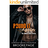 Pound It Again: Book Two: Addicts Unite Rock Star Series book cover