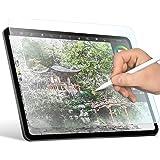 Elecom宜丽客 iPad Pro 11英寸 (新iPad Pro 2018年款) 薄膜 亚光纸 抑制笔尖的耗损 TB-A18MFLAPLL