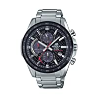 Deals on Casio EQS-900DB-1AVCR Edifice Mens Stainless Steel Watch