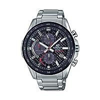 Casio EQS-900DB-1AVCR Edifice Mens Stainless Steel Watch