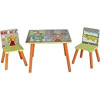 Mesa y sillas Liberty House Toys TF4808, Mesa