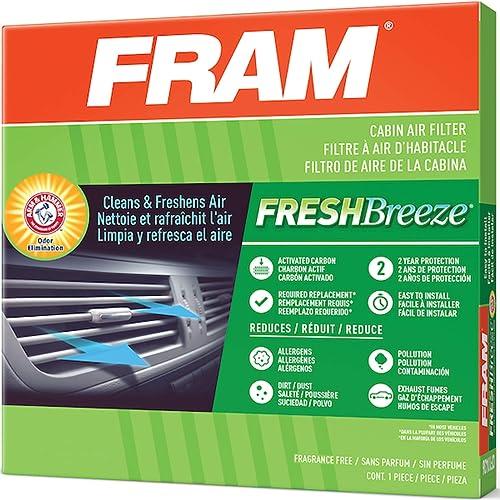 Fram Fresh Breeze Cabin Air Filter