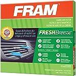 FRAM Fresh Breeze Cabin Air Filter with Arm & Hammer Baking