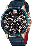 [エンジェルクローバー]Angel Clover 腕時計 LUCE SOLARE ネイビー文字盤 ソーラー電池 LUS44P-NV メンズ